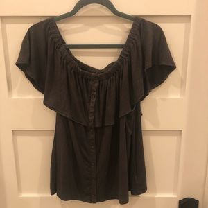 American Eagle soft and sexy top sz XL